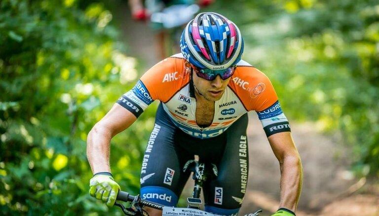 Siguldas MTB posmā piedalīsies visi vadošie Latvijas riteņbraucēji