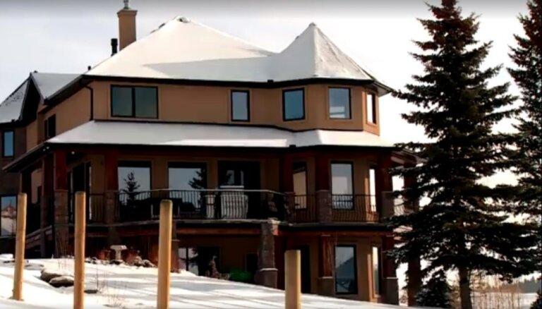 1,7 miljonus vērtā māja Kanādā, kuru var laimēt vēstuļu konkursā