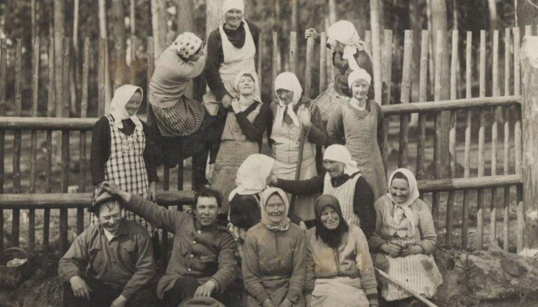 Meži kā Latvijas vēstures spogulis: senlatviešu svētmeži un Ulmaņlaiku mīti