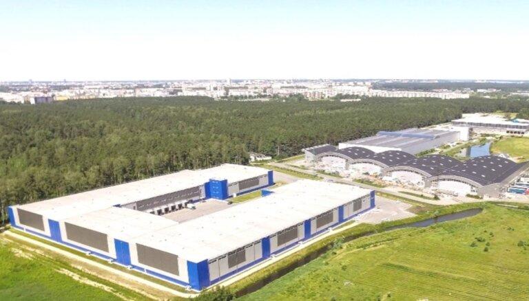 Логистический комплекс в Риге продан за десятки миллионов евро