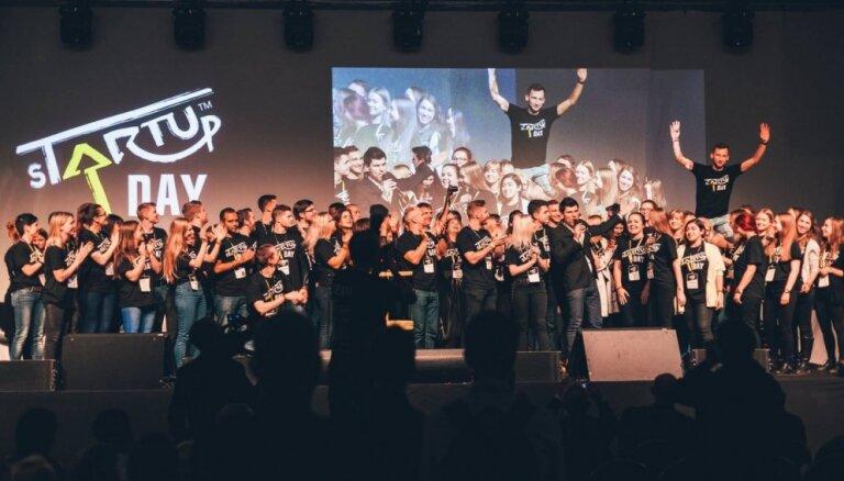 Biznesa festivāls 'sTARTUp Day 2019' maina pasākuma vietu un formātu