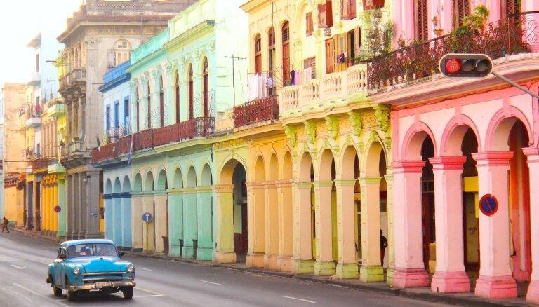 Krāšņā Kuba: ko apskatīt, viesojoties šajā dzīvespriecīgajā vietā