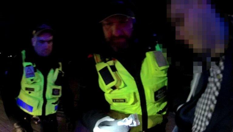 Муниципальная полиция Риги начала устанавливать переносные камеры видеонаблюдения: они могут быть где угодно
