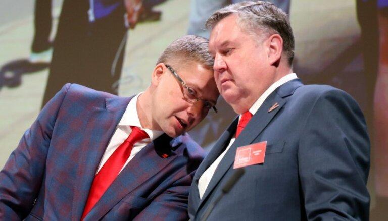 'Saskaņa' Latgalē, JKP – Vidzemē: kuras partijas vēlētāji atbalstījuši Latvijas reģionos
