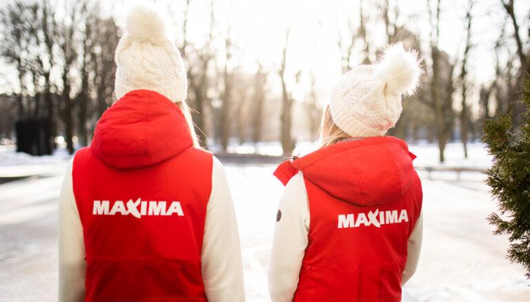 В этом году в развитие сети Maxima инвестирует 50 млн евро
