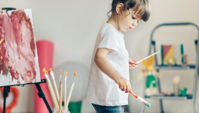 11 vietnes, kur meklēt radošas idejas bērndārzniekiem un mācību materiālus skolēniem