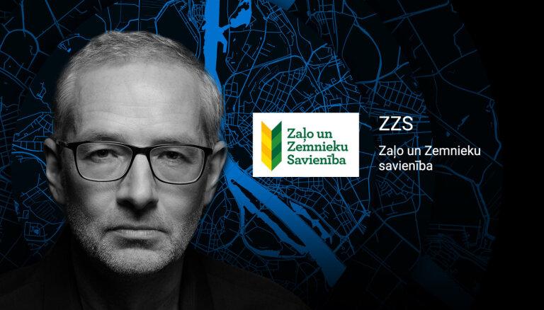 Pulksten 12.30 'Par ko balsot Rīgā?' atbildēs Zaļo un Zemnieku savienība