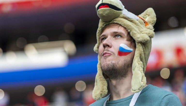 Во время ЧМ-2018 в мире смотрели кино о футболе и сериалы