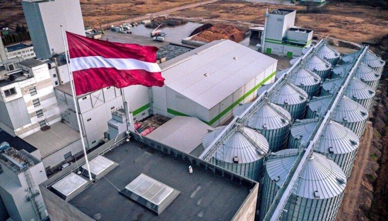Dobeles dzirnavnieks начинает строительство крупнейшего в Балтии комплекса переработки зерна