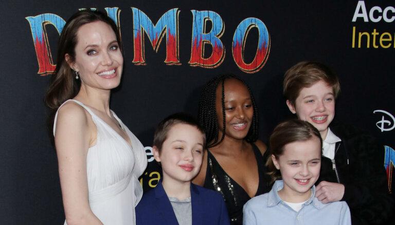 Либо дети, либо Канье Уэст: Джоли выдвинула Питту ультиматум