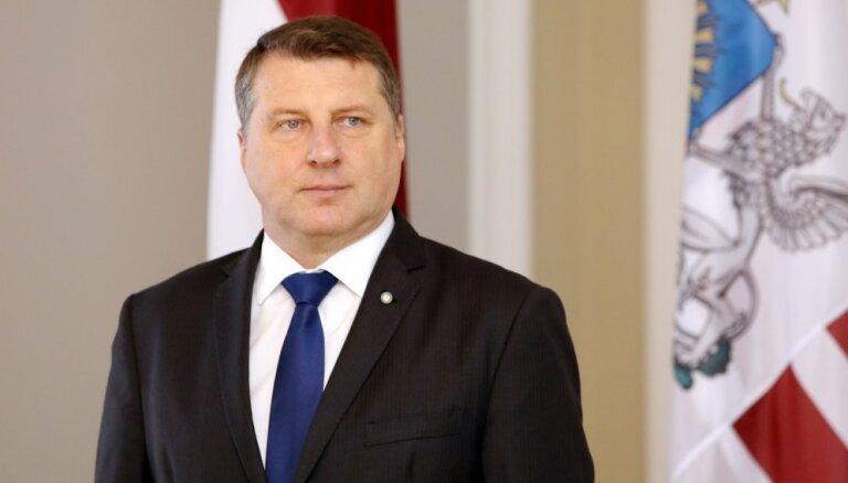 Руководство Латвии поздравило Зеленского и пообещало поддержку на пути в ЕС