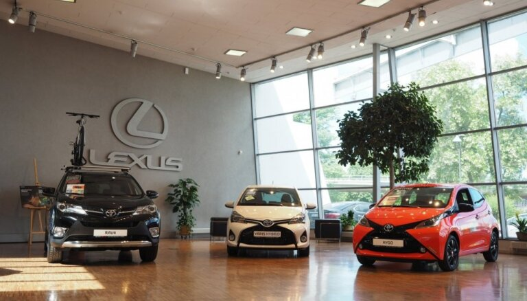 Banka 'Citadele' piešķīrusi divu miljonu eiro aizdevumu 'Amserv Motors'