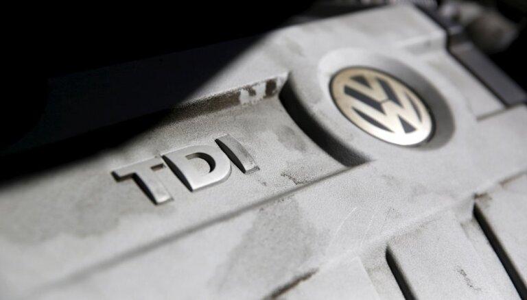 Volkswagen приостановил продажи некоторых дизельных автомобилей в Европе