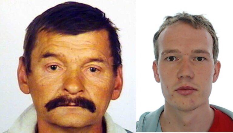 Likumsargi lūdz palīdzību vairāku pazudušu personu meklēšanā