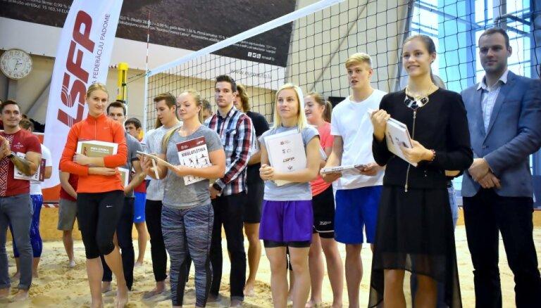 LSFP 1500 eiro stipendiju piešķir vieglatlētei Latiševai-Čudarei un cīkstonei Grigorjevai