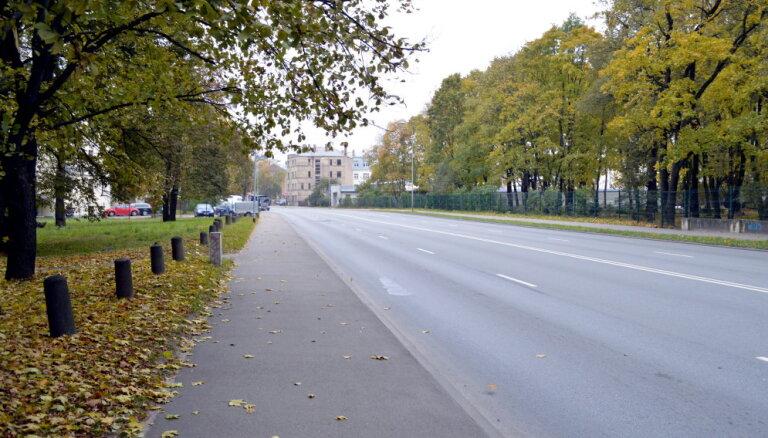 Новая трамвайная линия будет посередине ул. Пернавас и Сенчу; Большое кладбище останется нетронутым