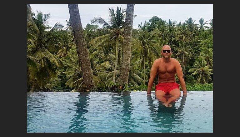 Lauris Reiniks atžirdzis pēc Indonēzijā piedzīvotā negadījumā