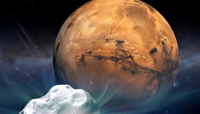 Во вторник Марс приблизится к Земле на самое близкое расстояние за 15 лет