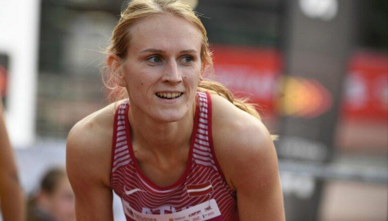 Latiševa-Čudare ievērojami uzlabo personīgo rekordu un pārvar pasaules čempionāta priekšsacīkstes