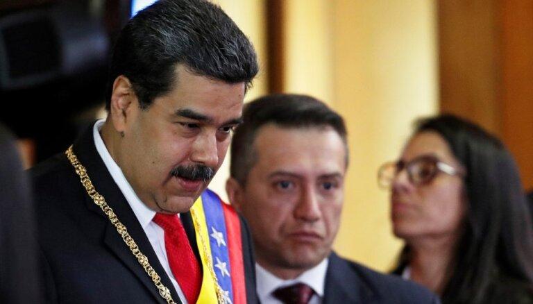 Maduro nekavējoties jāatkāpjas no amata, uzskata EP prezidents
