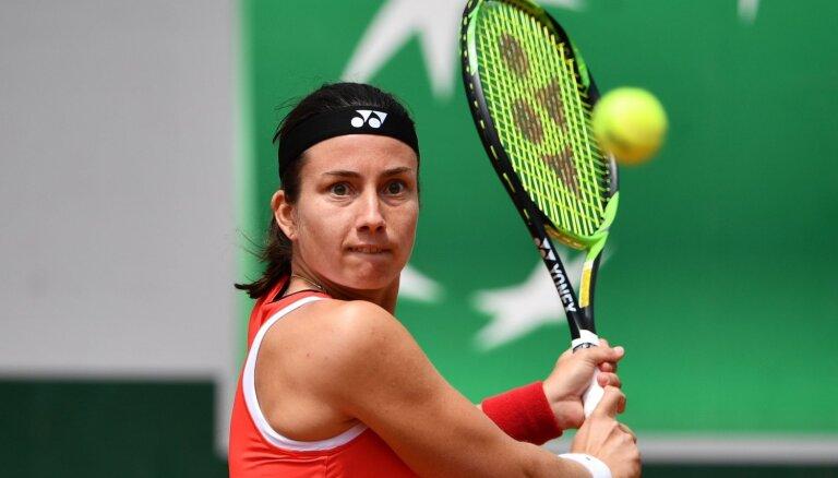 Sevastova WTA 'Baltic Open' turnīrā izsēta ar pirmo numuru, Ostapenko ar astoto