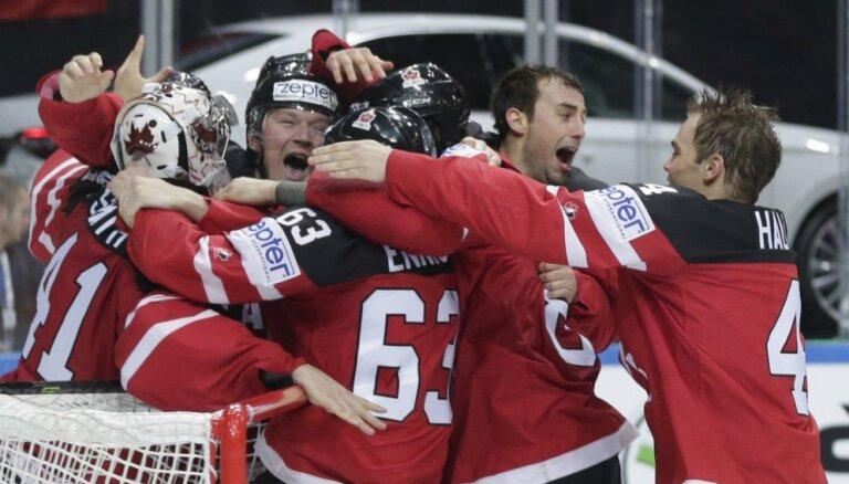 Video: Aizvadīts 79. pasaules hokeja čempionāts