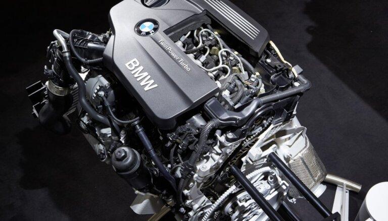 Vācija par dīzeļautomobiļu izmešu neatbilstām BMW piemēro 8,5 miljonu eiro naudassodu