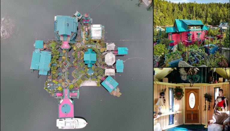 ФОТО. Как построить собственный остров со всеми удобствами? Легко!