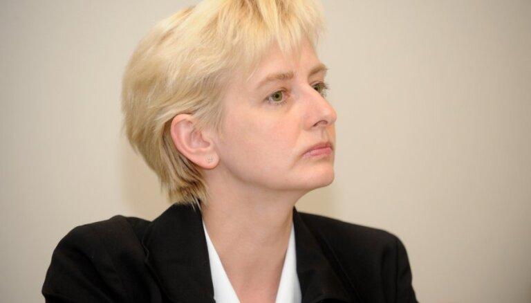 Юта Стрике оспорила свое увольнение в суде