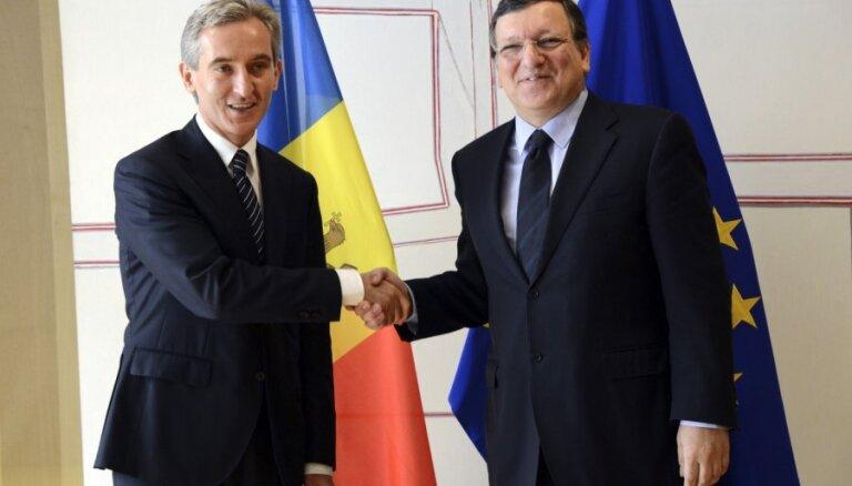 Премьер Молдовы: будем следовать примеру Литвы