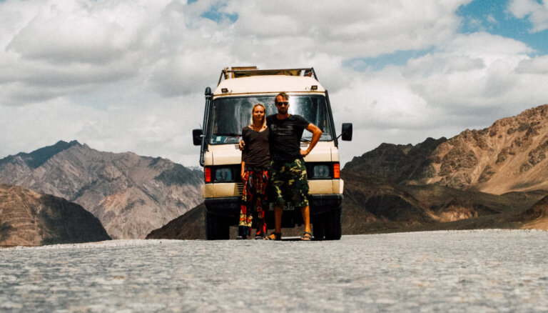11 месяцев в путешествии. Центральная Азия: пустыни, горы и волки