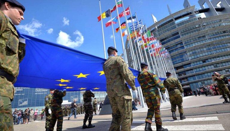 Cīņa par Eiropu: Latvijas iedzīvotāji vēlas aizsardzību