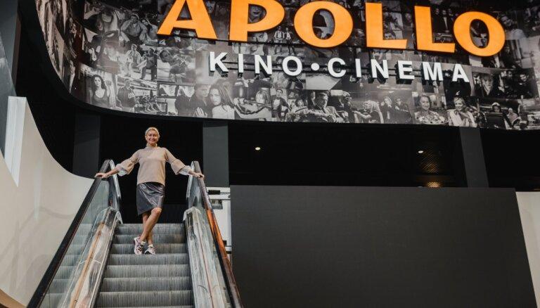 Apollo Kino открывает новый кинотеатр в Риге