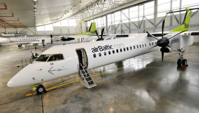Соглашение с инвестором airBaltic будет подписано в январе