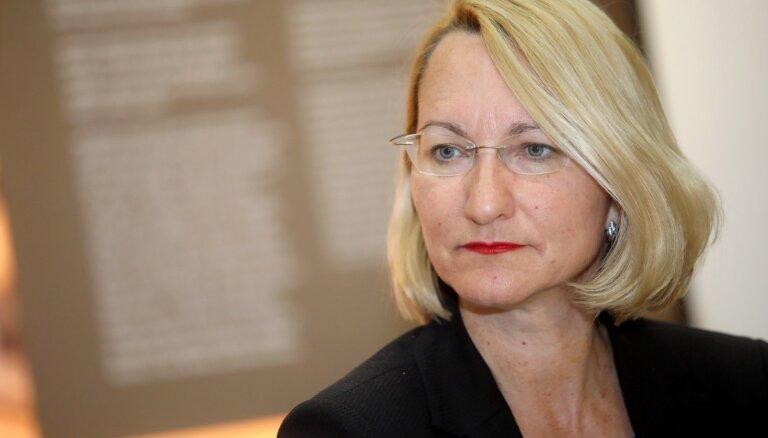 Melbārde: Muižnieka izredzes nokļūt Eiropas ombuda amatā nav tik labas kā citiem