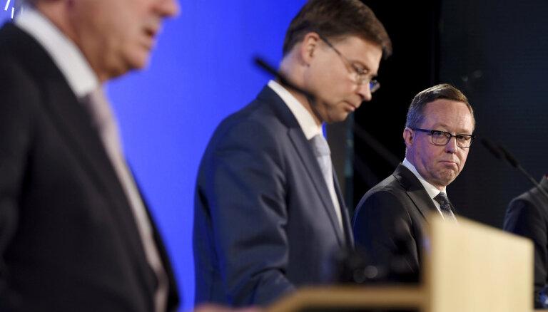 Pilnvaras pieaug – ko Dombrovskis darīs jaunajā EK amatā