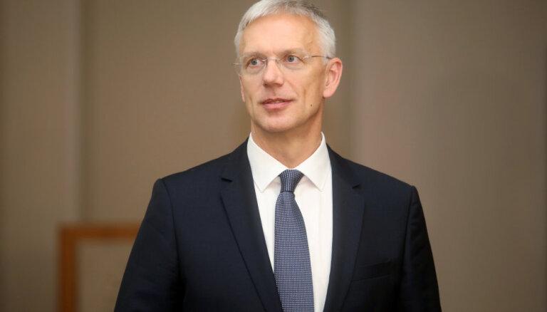 Gobzema izvirzīšana iekšlietu ministra amatam varētu sarežģīt Kariņa valdības izveidi