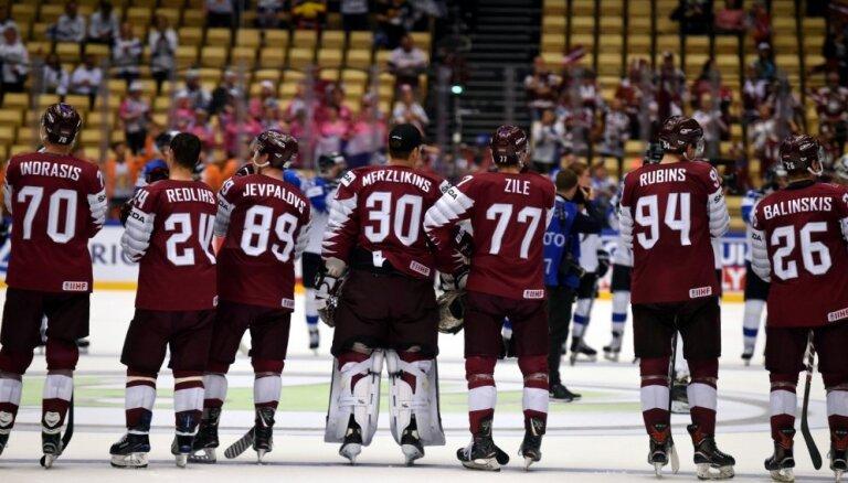 Hārtlijs: guvām labu hokeja mācību stundu