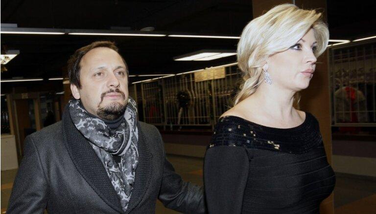 Жена Стаса Михайлова устроила скандал на фестивале в Баку