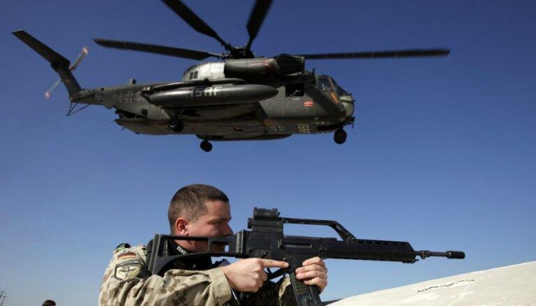 Vācija un NATO rīko militārās mācības ar kodolieročiem