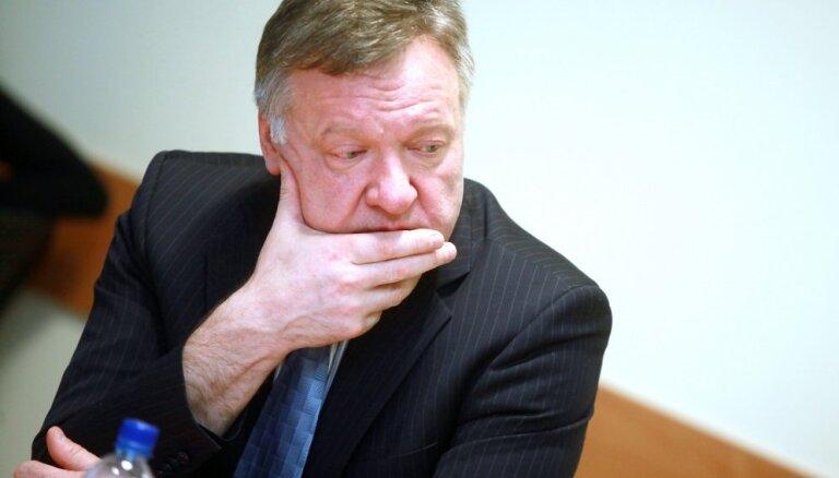 От должности отстранен главврач Латвийского онкологического центра