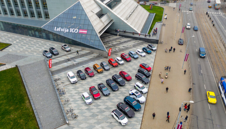 Video: Žūrijas viedoklis par 'Latvijas Gada auto 2019' septiņiem finālistiem