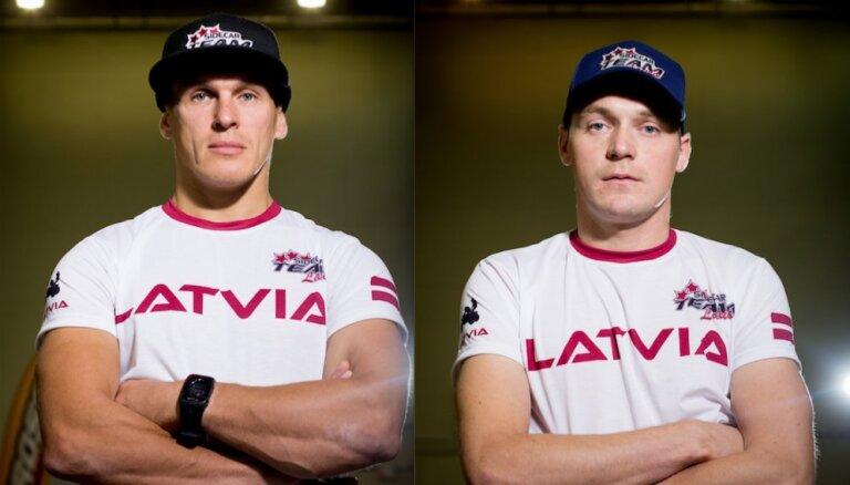Motokrosa blakusvāģu ekipāža Daiderim/Stupelim piektā vieta pasaules čempionāta kvalifikācijā