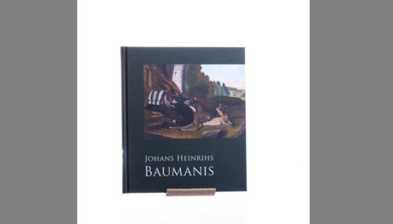 Izdota Edvardas Šmites un Paula Daijas grāmata par Johanu Heinrihu Baumani