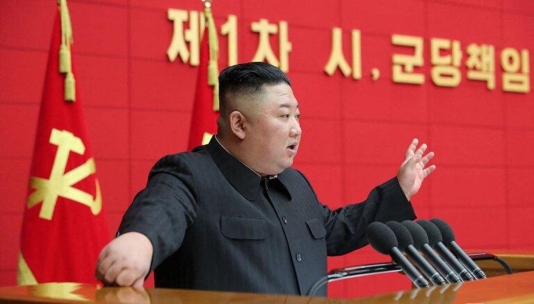 Pārtikas trūkums, pandēmija un Kima novājēšana: kas zināms par šķietamo krīzi Ziemeļkorejā