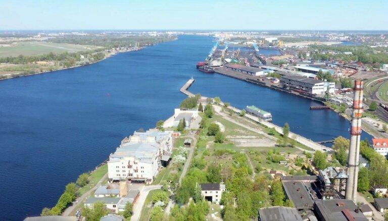 No ogļu kravām atbrīvotās ostas teritorijas Andrejsalā un Eksportostā turpmāk izmantos pilsētas vajadzībām