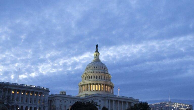 ASV Pārstāvju palāta pieņēmusi četrus pret Putina režīmu vērstus likumprojektus