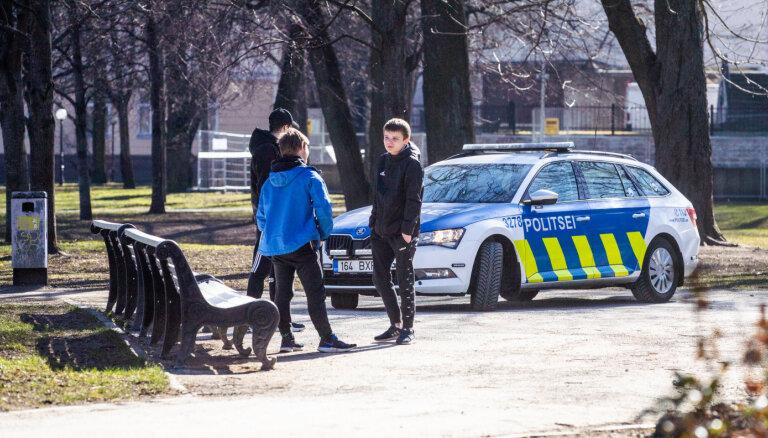 Covid-19: Lietuvā inficējušies 54 cilvēki; Igaunijā — 25