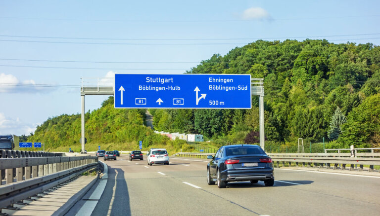 Туристу на заметку: Что делать, если вы попали в аварию на автобане в Германии?