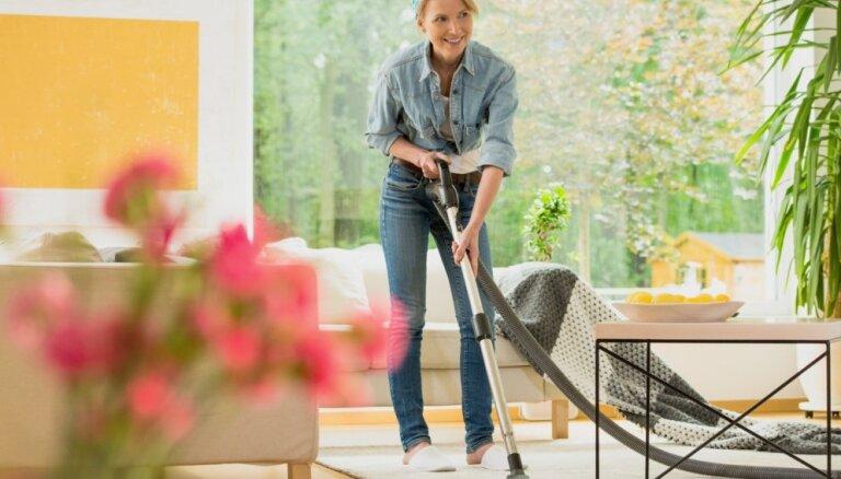 Три вещи, которые вы никогда не должны пылесосить на кухне